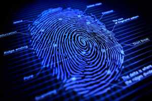 Fingerprint-image